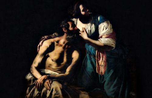 artemisia gentileschi caritas romana