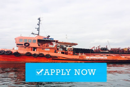 Top Urgent Hiring Crew For Crew Boat Vessel