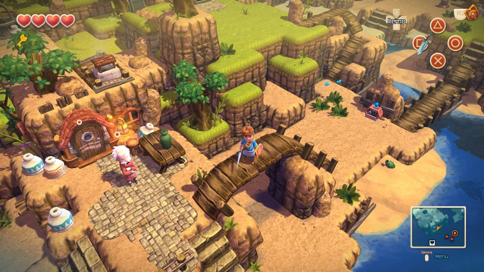 Zelda adventure games online