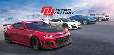 Nitro Nation Drag & Drift Mod (Money/Free Repair) Apk + Data Download