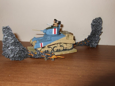 Model: ONT4 Tank wreck no 1 x2