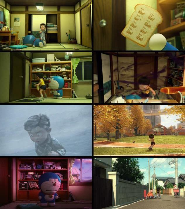 Stand By Me Doraemon 2014 Dual Audio Hindi 720p BluRay