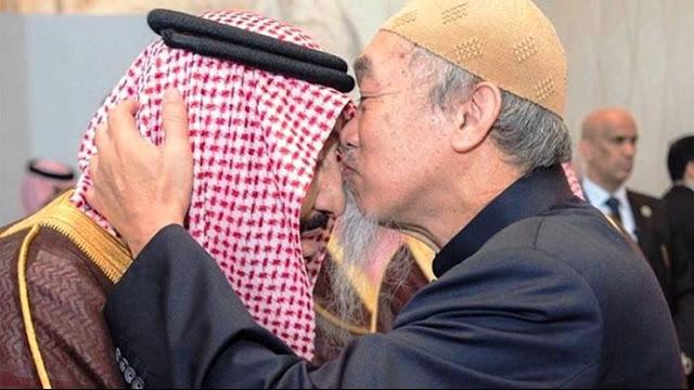 Mengenal Ulama Kharismatik Malaysia yang Fotonya Ketika Mencium Raja Salman Viral di Internet