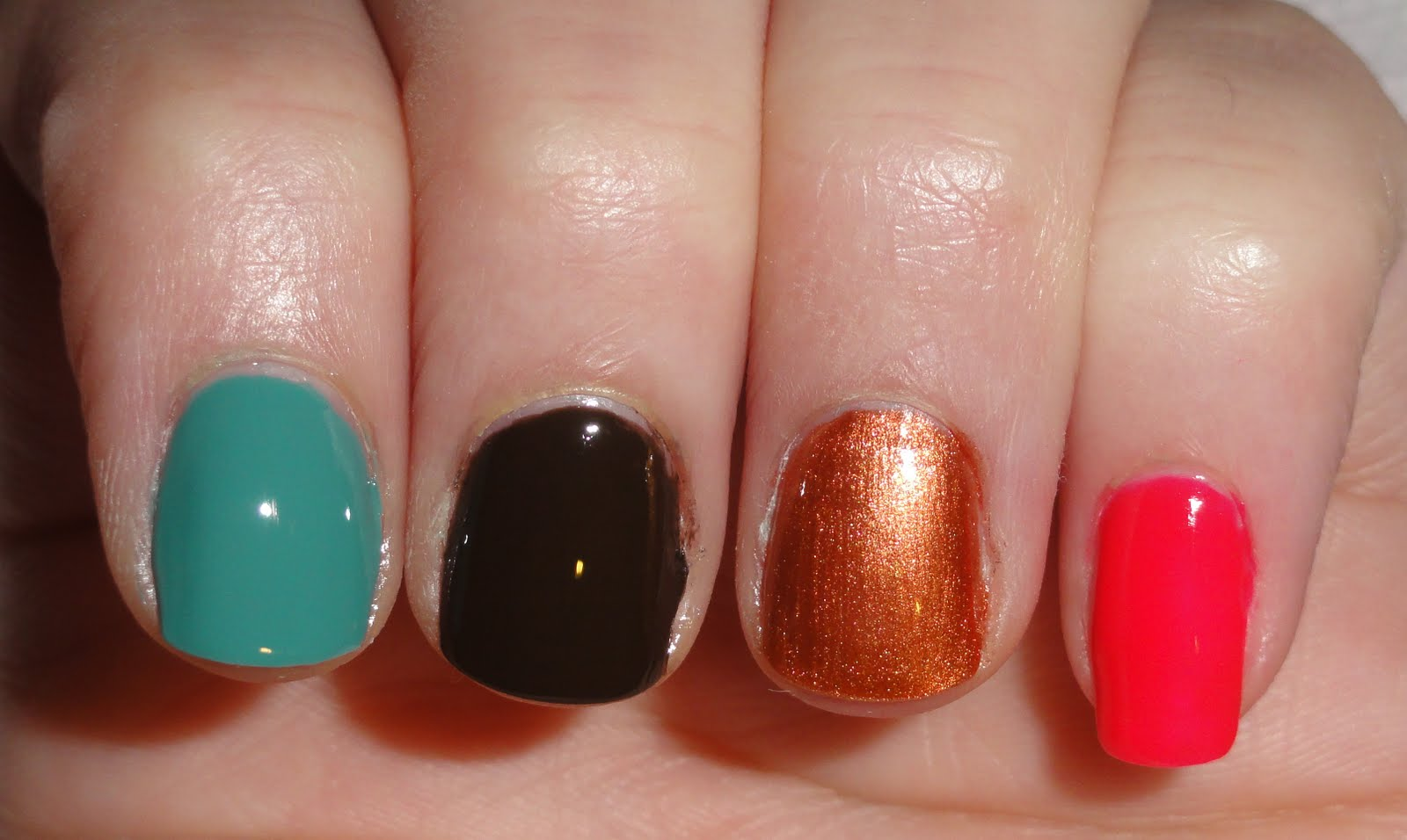 Julep August 2015 Swatches Comparisons And Nail Art: Crystallized Nail Art: My First Julep Maven Swatches