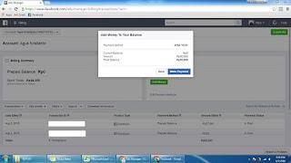 Make paymen proses pembayaran
