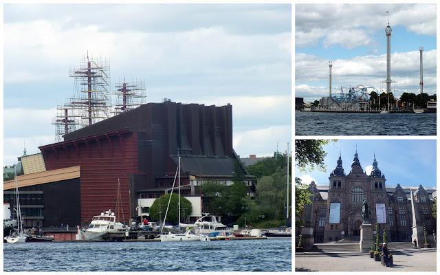 visitar la isla de los museos estocolmo