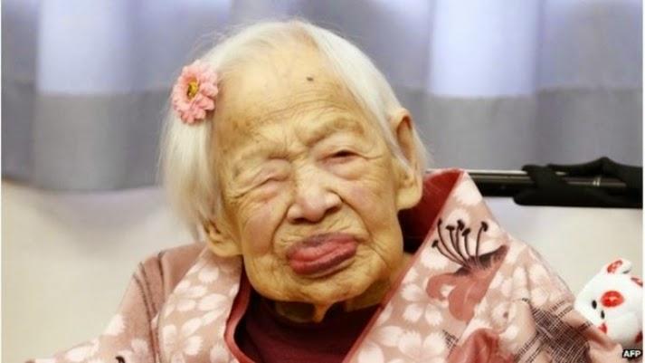 worlds oldest woman dies
