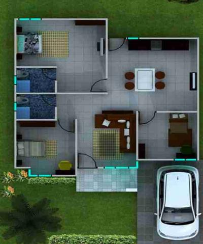 Inspirasi Garasi Minimalis Yang Tepat Untuk Rumah Minimalis