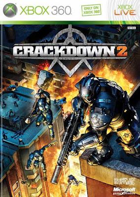 Crackdown 2 (LT 2.0/3.0 RF) Xbox 360 Torrent