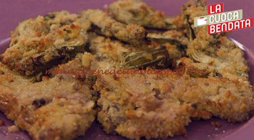 La Cuoca Bendata - Costolette di agnello impanate ricetta Parodi