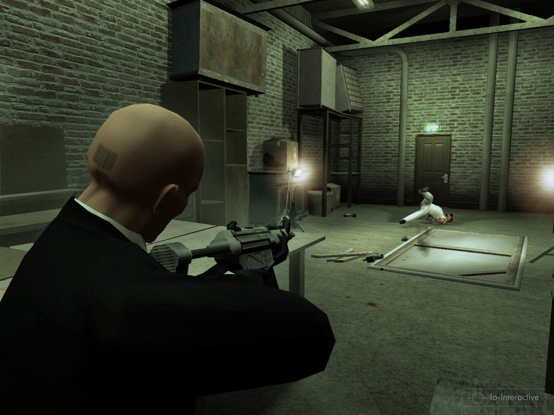 Hitman: Blood Money torrent download for PC