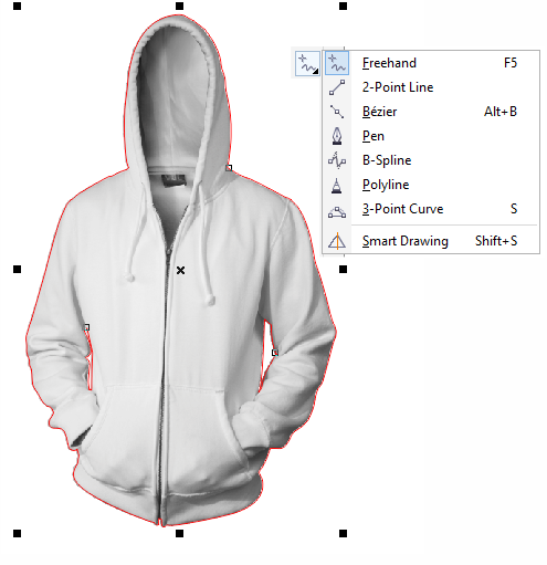 Tutorial Membuat Mockup Realistic Menggunakan CorelDRAW