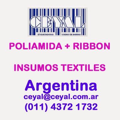 Rollos Etiquetas Impresoras Zebra Sato Datamax Intermec Buenos Aires