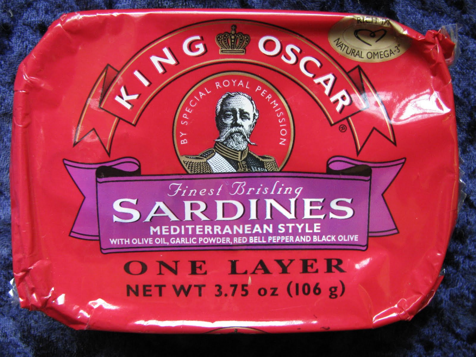 Mouth Full Of Sardines: KING OSCAR- 22