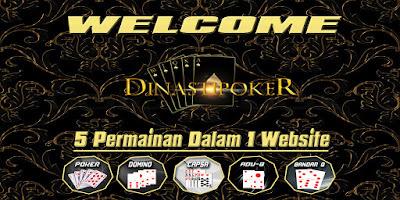 Dinastipoker.com Agen Poker Online dan Agen Domino99 Online Poker Online Uang Asli Terpercaya Indonesia