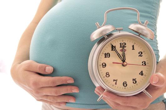 حساب الحمل