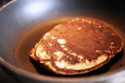 cuisson pancake poele fluffy pancake moelleux healthy sain