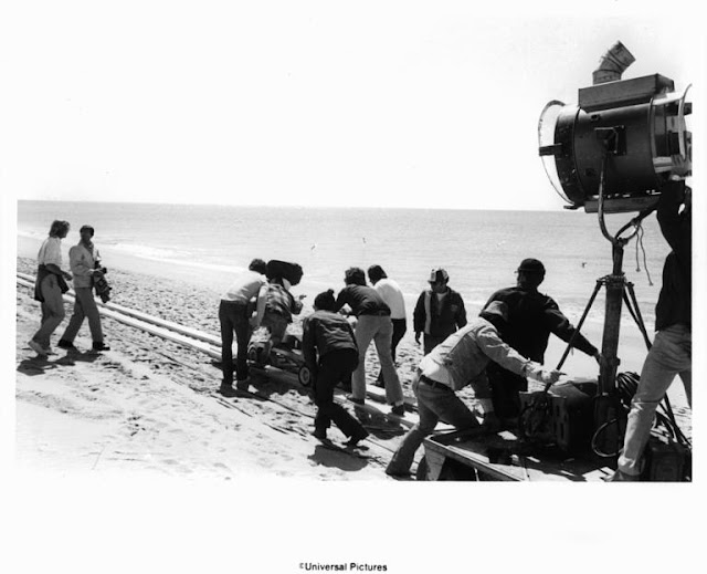 jaws behind the scenes beach