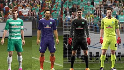 Werder Bremen 2016-17