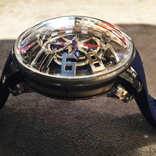 方位磁石 コンパス 時計 ドーム型