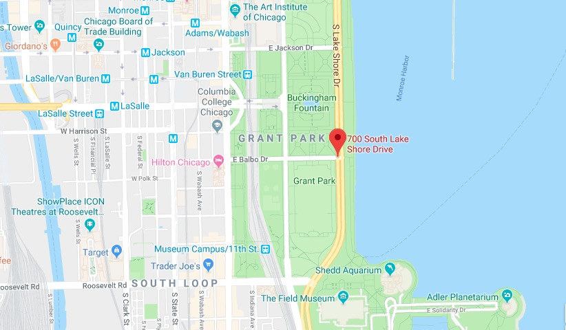 CWB Chicago: Woman fends off sexual ault on Lakefront Trail on