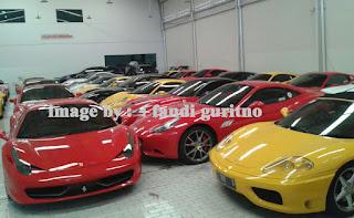 distributor resmi mobil sport asal itaia yakni ferrari PT Ferrari Surabaya : Ferrari Buka Cabang Baru Di Surabaya