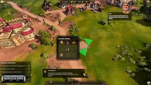 Game The Settlers 7 Paths to a Kingdom