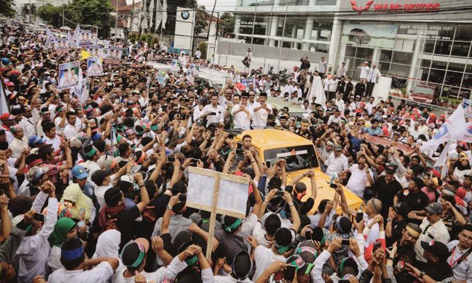 Diantar Ratusan Ribu Massa, Pendaftaran IYL-Cakka Paling Meriah