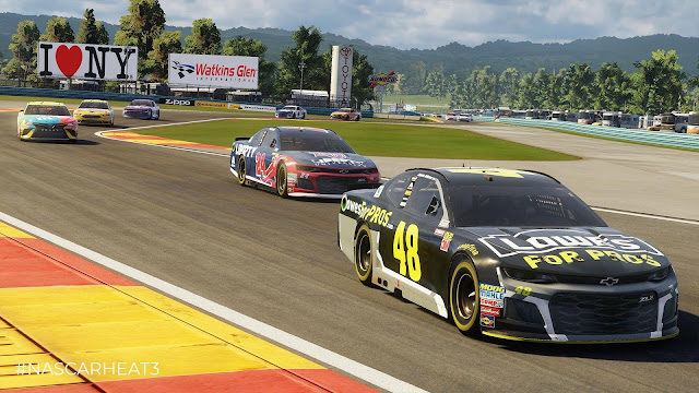 Download NASCAR Heat 3 Full Version