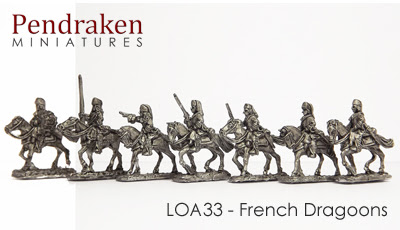 LOA33 - French Dragoons