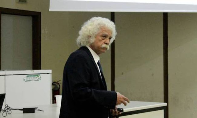 Γιάννενα: Ο Παναγιώτης Βαρώτσος Στο Πανεπιστήμιο Ιωαννίνων Την Παρασκευή 11 Νοεμβρίου