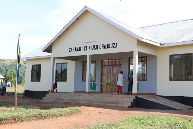 TANAPA yawapa Zahanati Wananchi Ikuza wilayani  Muleba.