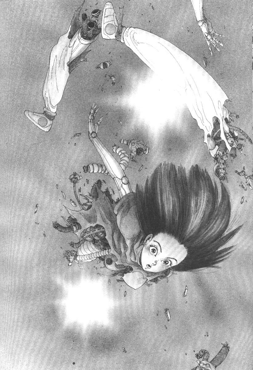 Battle Angel Alita chapter 03 trang 2