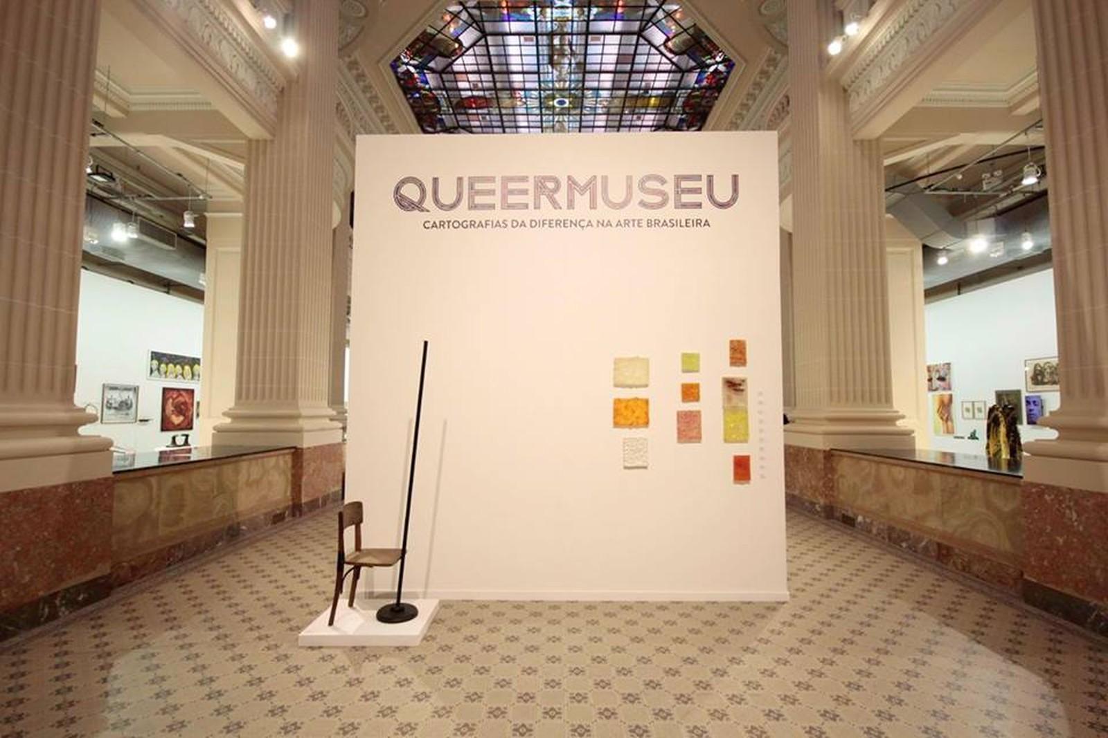 Justiça nega ação popular que pedia a reabertura da exposição Queermuseu
