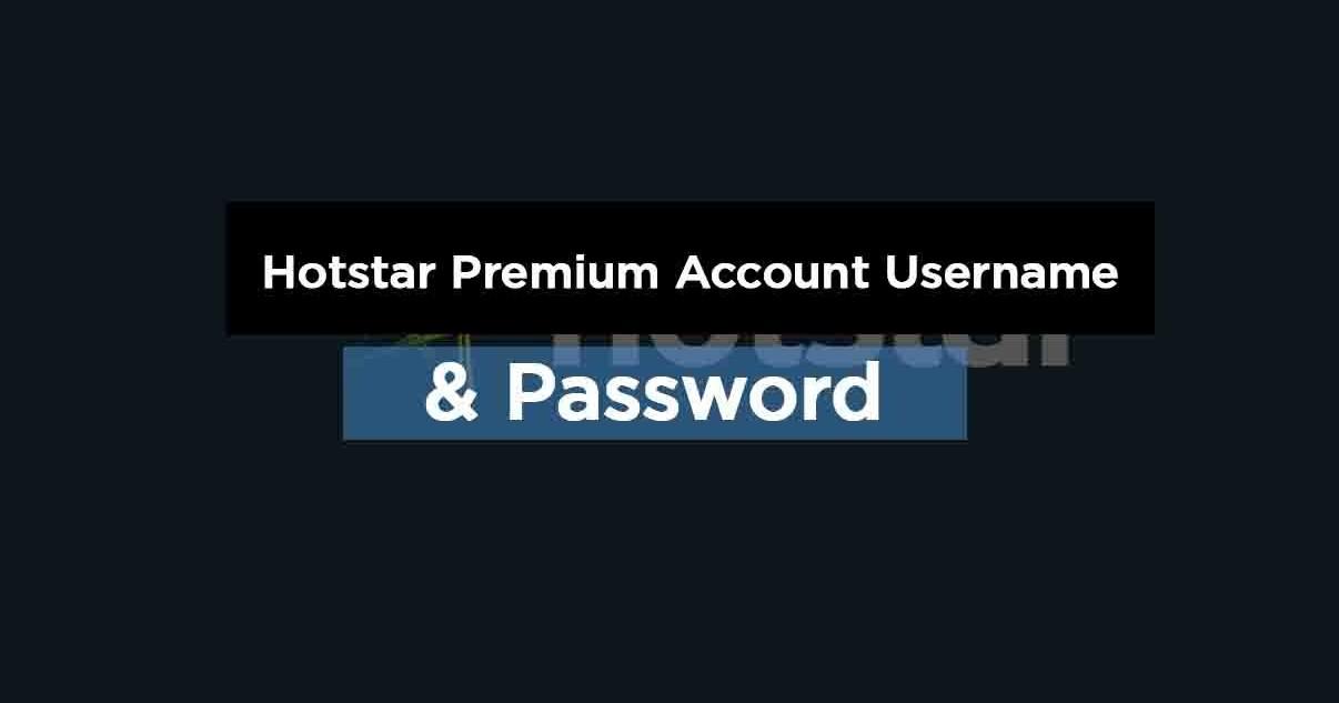 hotstar free premium account   hotstar bulk account   hotstar free