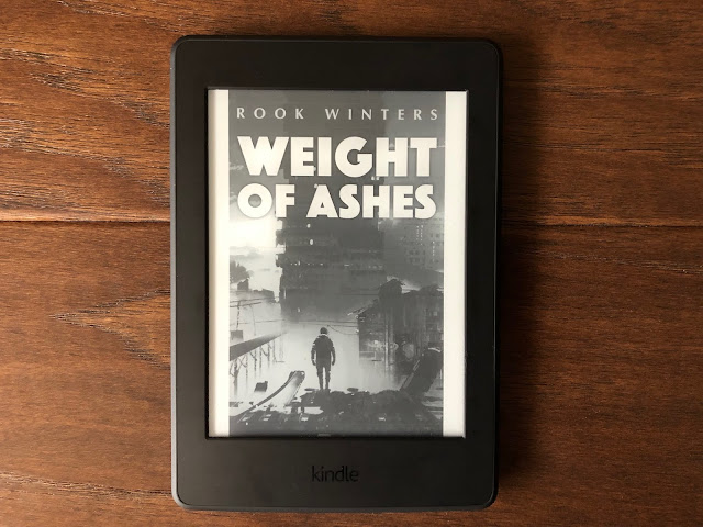 Book Review of Weight of Ashes by Rook Winters