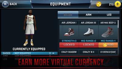 NBA2K18 v.35.0.1 MOD Apk+OBB Files screenshot free direct link