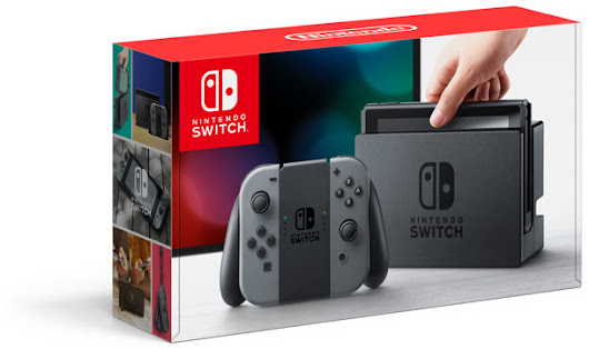 Check Out The Nintendo Switch Gaming Console Review,Specs & Price