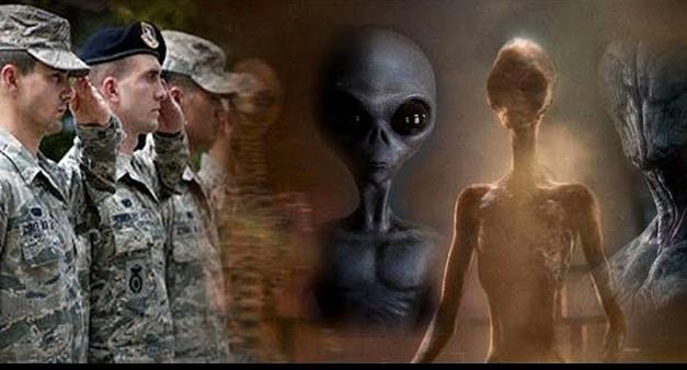 Άρχισαν Συναντήσεις Εξωγήινων με Αξιωματικούς των ΗΠΑ