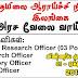 Vacancies in Tea Research Institute of Sri Lanka