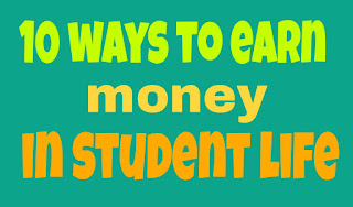 Top 10 ways to make money online and offline in student life - Blogs 71