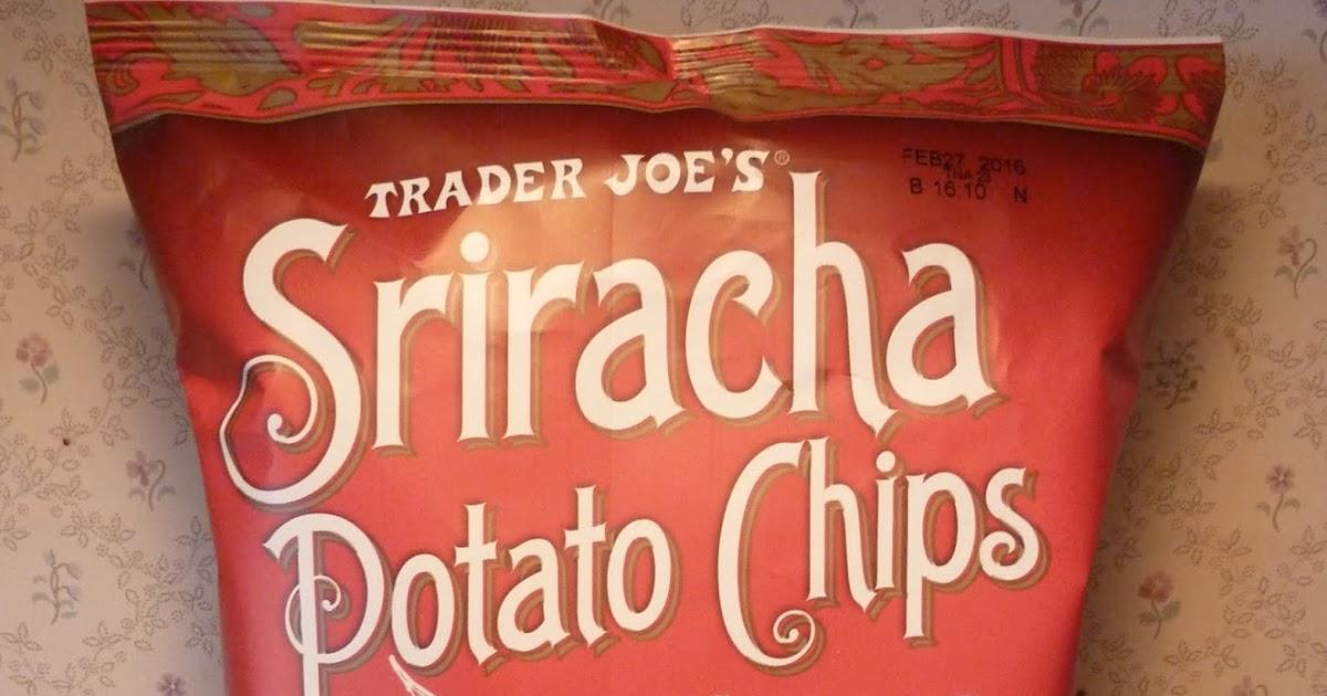 What's Good at Trader Joe's?: Trader Joe's Sriracha Potato ...