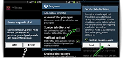 cara download video youtube di android tanpa aplikasi