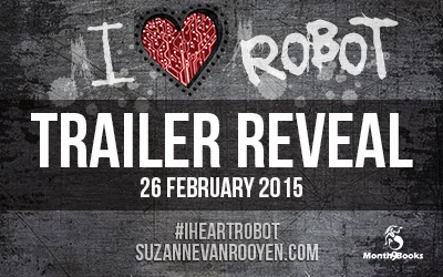 Trailer Reveal: I Heart Robot #Iheartrobot