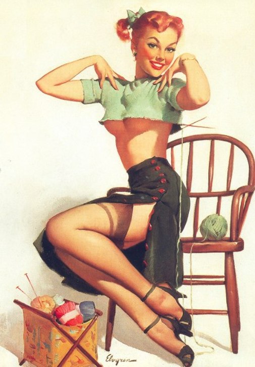 Sexy pin ups that necessary