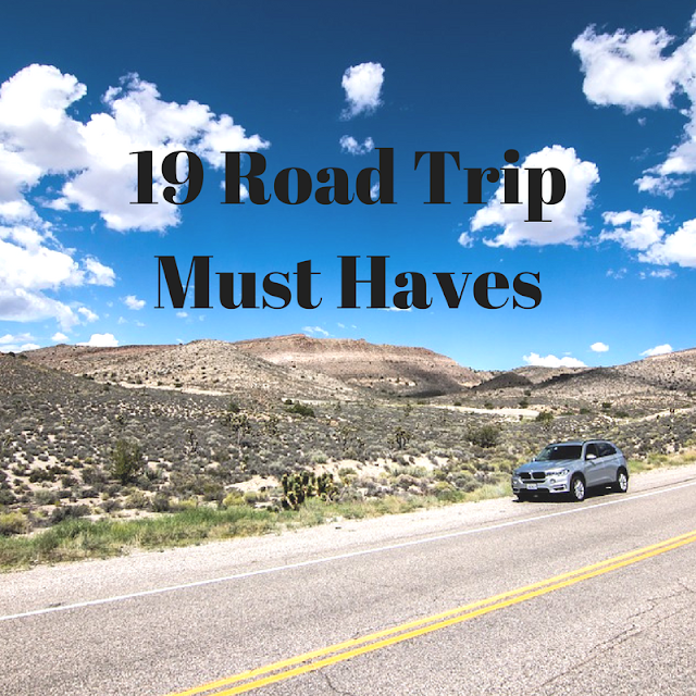 19 Road Trip Must Haves