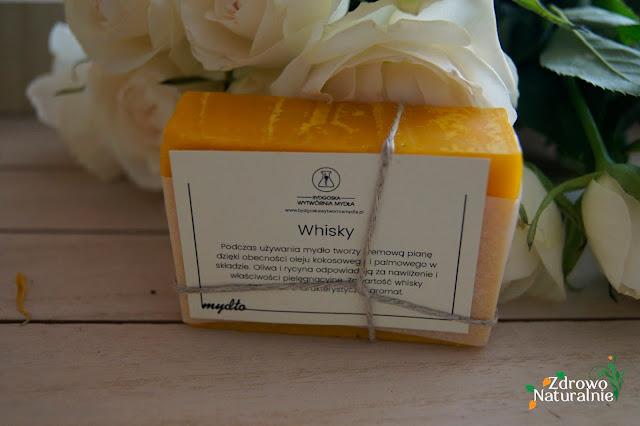 Bydgoska Wytwórnia Mydła - Mydło whisky