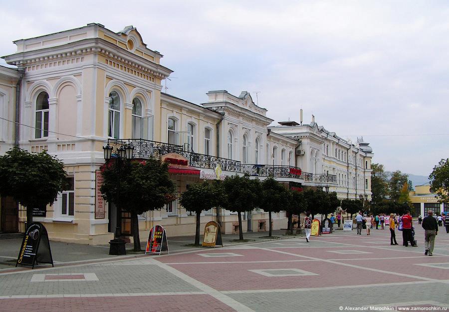 Архитектура Кисловодска