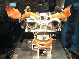 "MIT ""Kismet"" robot"