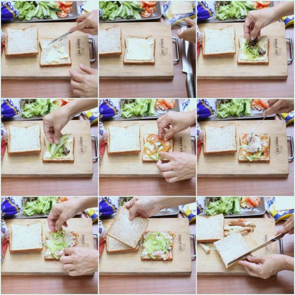 SawSawLady: Resipi Tuna Sandwich Sedap Dan Mudah|Step by ...